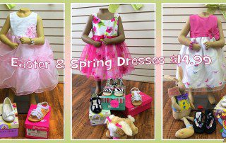 Shop Easter Dresses at Uncle Dan's Outlet!