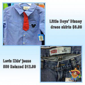Kids' Fashion Apparel for less