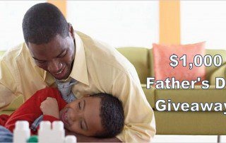 Uncle Dan's Outlet $1,000 Father's Day Giveaway! Enter to win it!