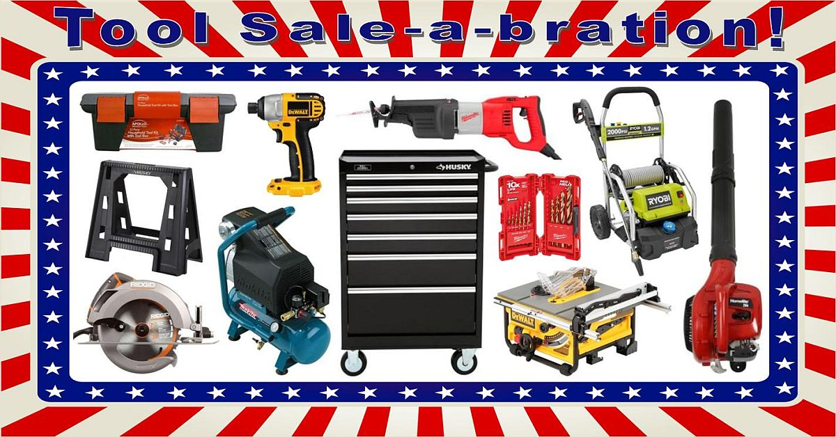 Uncle Dan's Outlet - Yankee Doodle Dandy Tool Sale-a-bration!