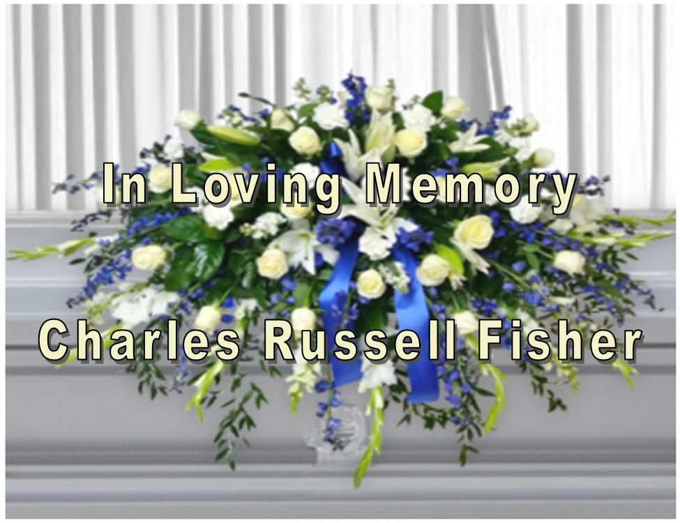 Outlet Closing Memorial Service Charles R. Fisher