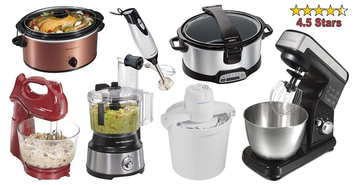 New Shipment! Hamilton Beach Kitchen Appliances! | Uncle Dan's Outlets