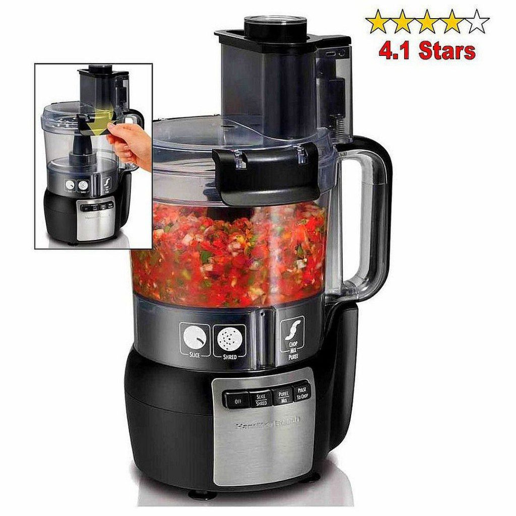 Uncategorized Hamilton Kitchen Appliances new shipment hamilton beach kitchen appliances uncle dans outlets stack and snap 10 cup food processor model 70720