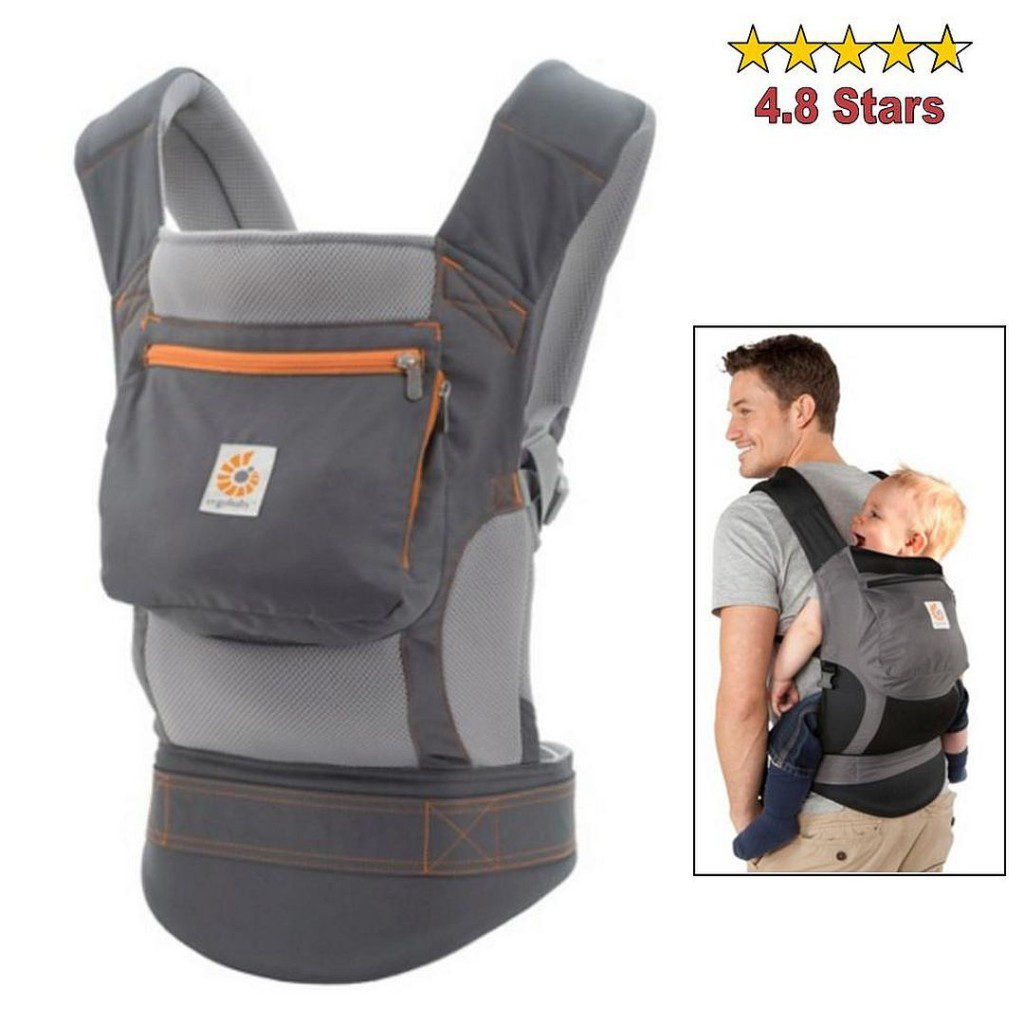 Baby Travel Gear - Ergobaby Performance Baby Carrier