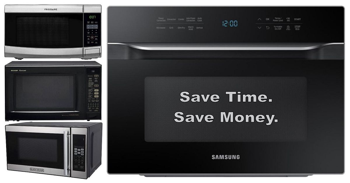 Save Time And Money With New Microwaveicrowave Convection Ovens