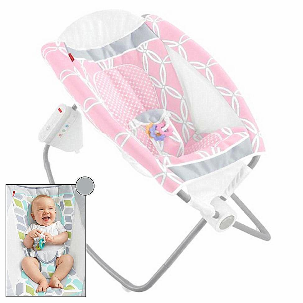 Special Delivery: Top-rated Baby Swings and Bouncers! Fisher-Price Auto Rock 'n Play Sleeper