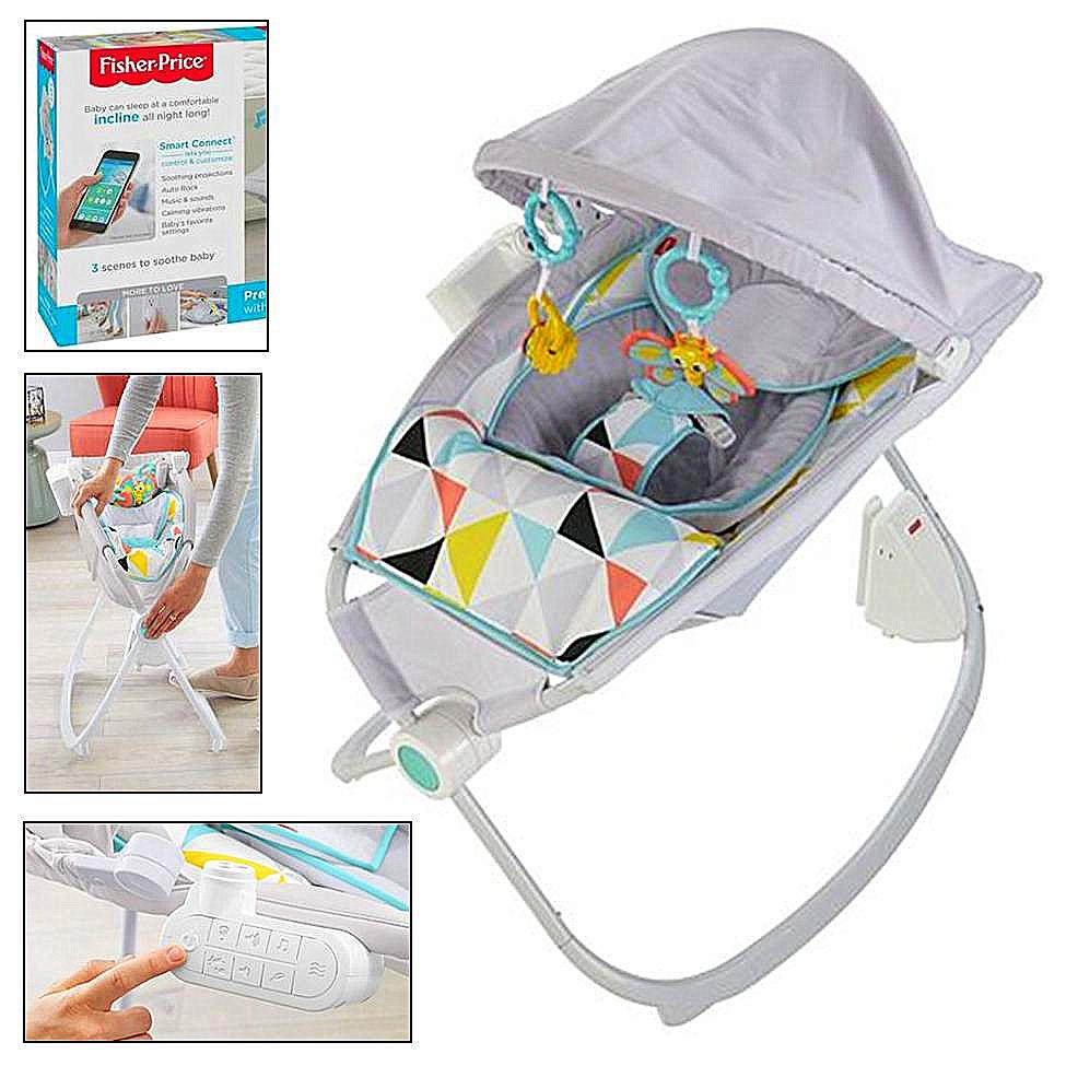 Special Delivery: Top-rated Baby Swings and Bouncers! Fisher-Price Premium Auto Rock 'n Play Sleeper