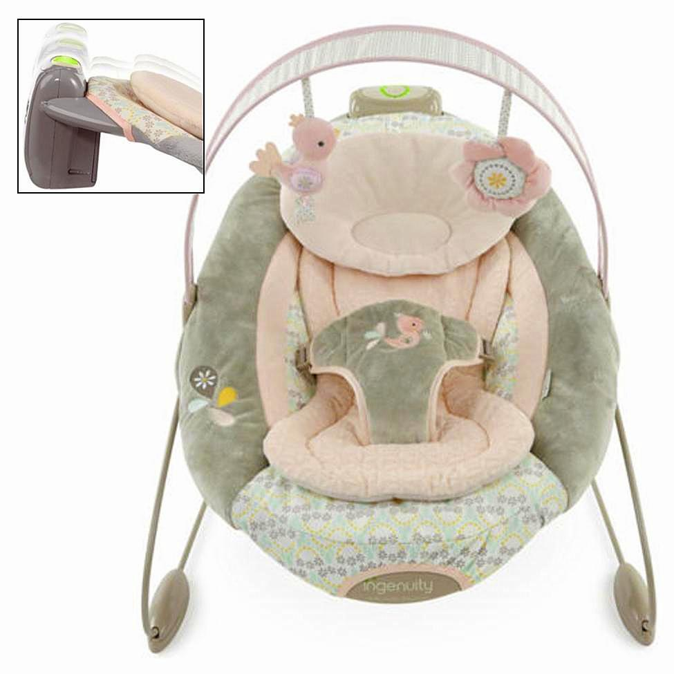 Special Delivery: Top-rated Baby Swings and Bouncers! Ingenuity SmartBounce