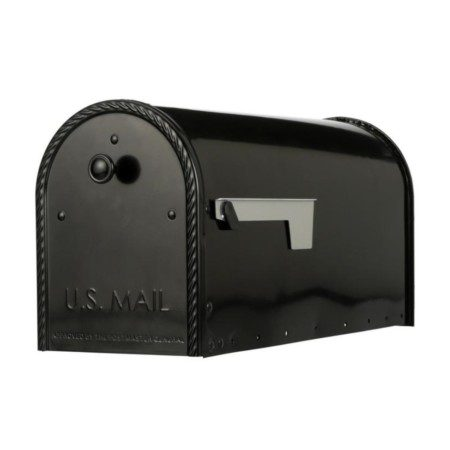 PM-G T2 EDWARDS MAILBOX-BLK