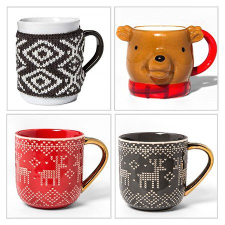 Miscellaneous Christmas mugs