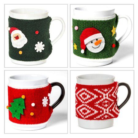 Ugly Christmas Sweater mugs