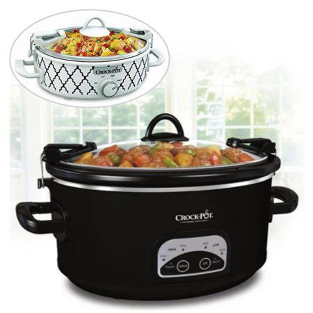 Crockpot Slim Slow Cooker