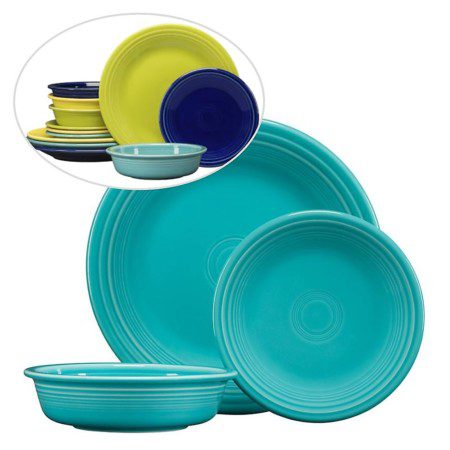 Colorful Fiestaware