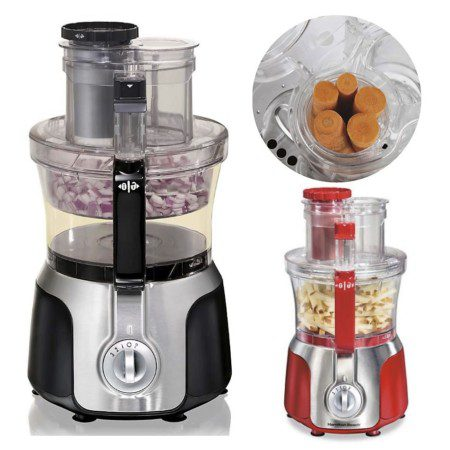 Hamilton Beach Big Mouth Deluxe Food Processor