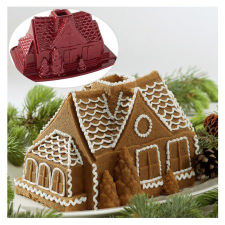 Nordicware Gingerbread house mold