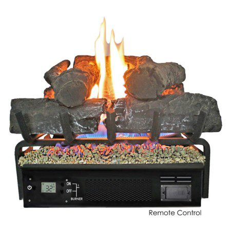 Thermablaster Ventless Fire Log Heater