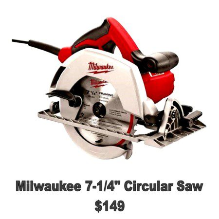 Milwaukee 7-1/4