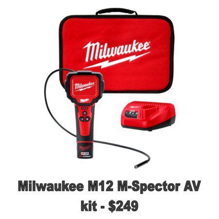 Milwaukee M12 M-Spector AV