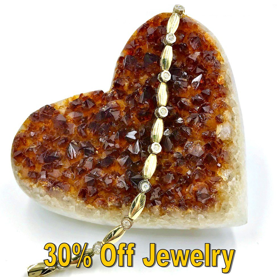 BLACK FRIDAY DEALS & STEALS: 30% off jewelry